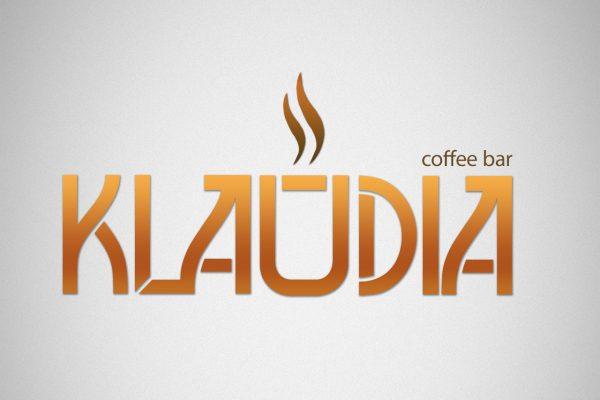 Logo design for coffe bar